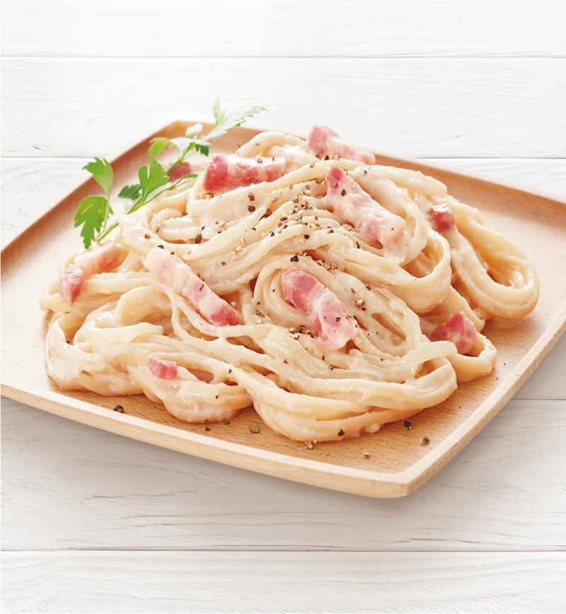 カルボナーラ レシピ画像