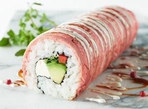 第3位 ローストビーフ恵方巻 レシピ画像