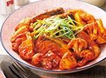 ぶりと野菜のトマト煮込み レシピ画像