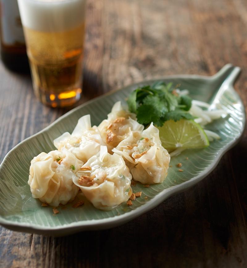 タイ風えび焼売 レシピ画像