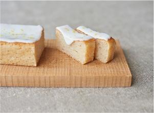 さわやかレモンのパウンドケーキ レシピ画像