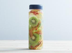 ドライマンゴーを使ったフォンダンウォーター レシピ画像