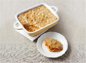 餃子の皮のラザニア レシピ画像