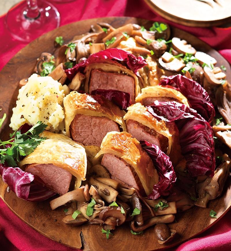 タスマニアビーフのパイ包み焼き レシピ画像