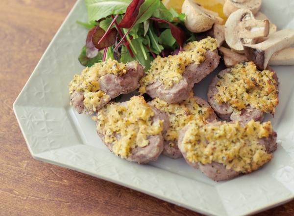 豚ヒレ肉のオーブン焼き レシピ画像