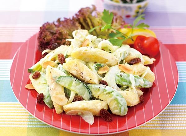 バナナとアボカドのサラダ レシピ画像