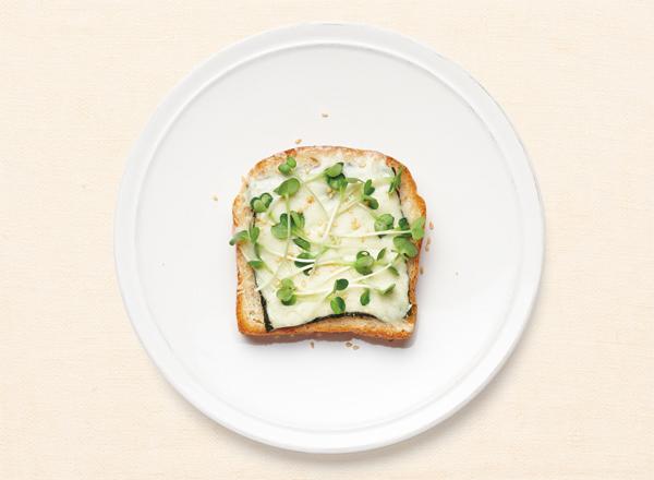 海苔チーズ レシピ画像