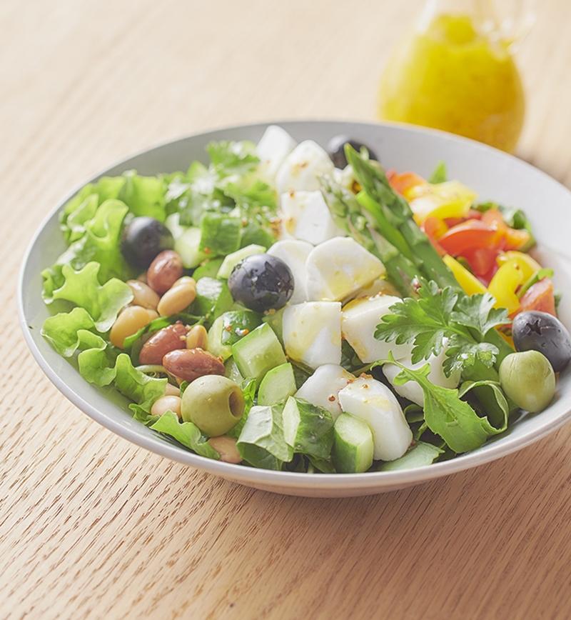 はんぺんサラダ レシピ画像