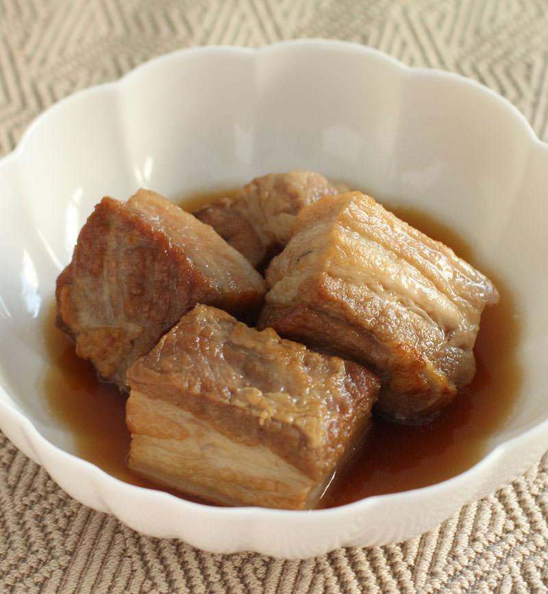 豚肉の角煮 レシピ画像