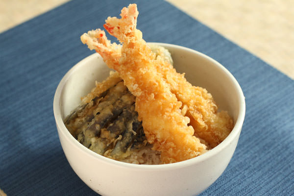 惣菜天丼 レシピ画像