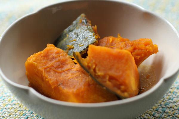 かぼちゃの煮物 レシピ画像