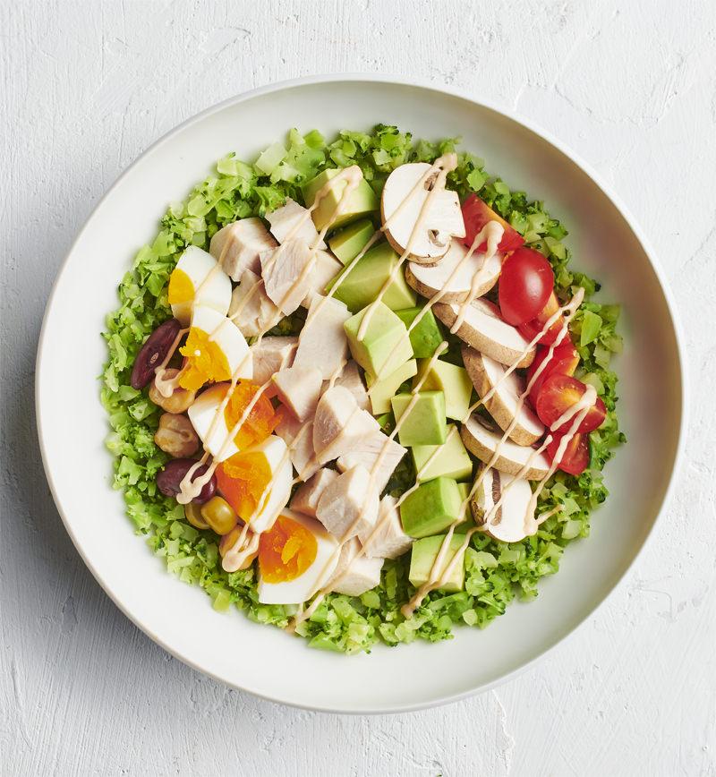ブロッコリーのコブサラダ レシピ画像