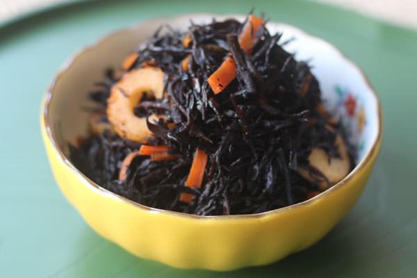 ひじきの煮物 レシピ画像