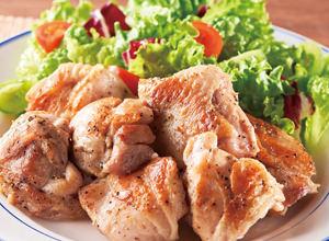 純輝鶏のひと口コンフィ風 レシピ画像
