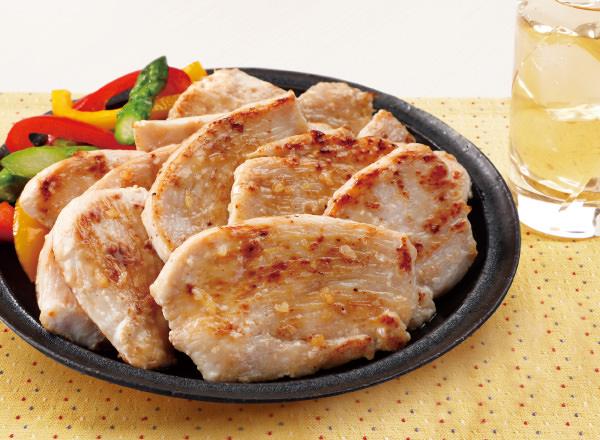 春野菜と鶏むね肉の塩糀ソテー レシピ画像