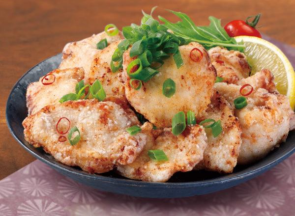 鶏むね肉の塩糀唐揚げ レシピ画像