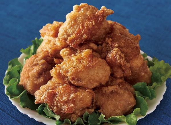 純輝鶏のジューシー唐揚げ レシピ画像