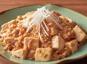 大豆ミンチの麻婆豆腐 レシピ画像