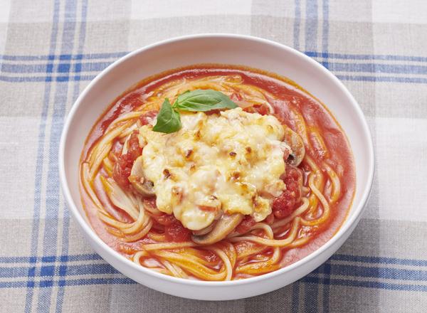 まろやか濃厚トマトスープラーメン レシピ画像