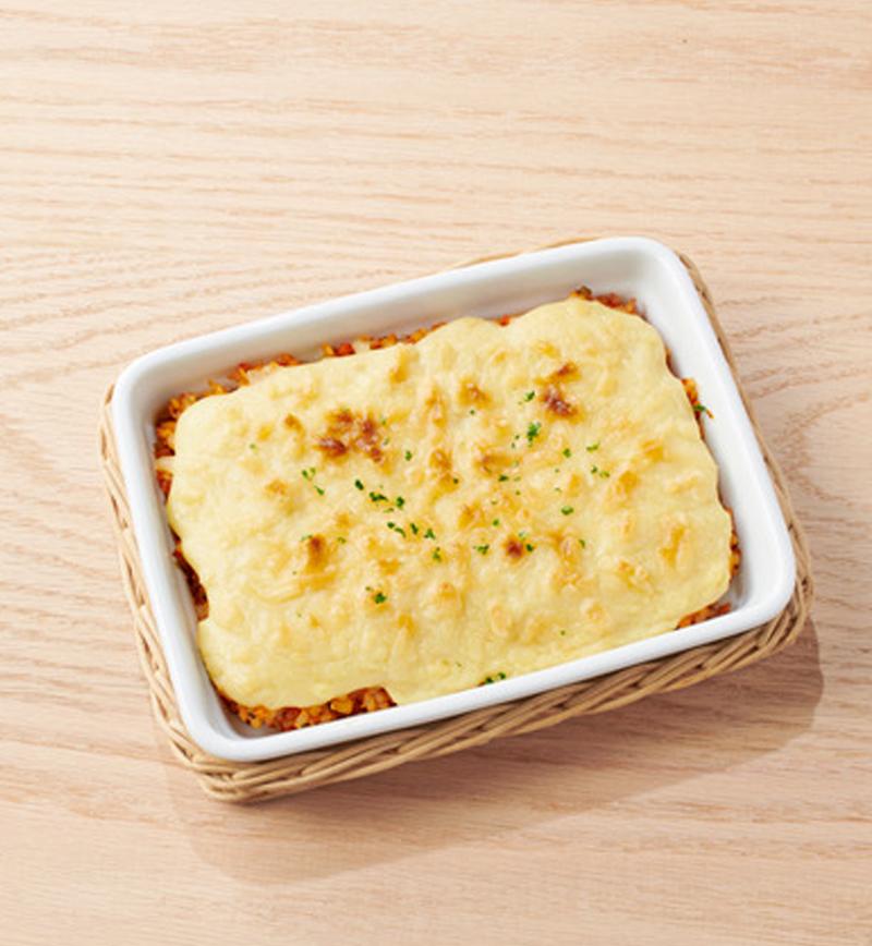 豆乳クリームドリア レシピ画像