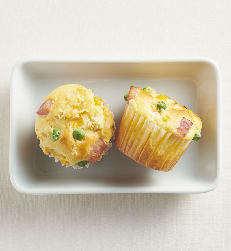 じゃがいものカップケーキ レシピ画像