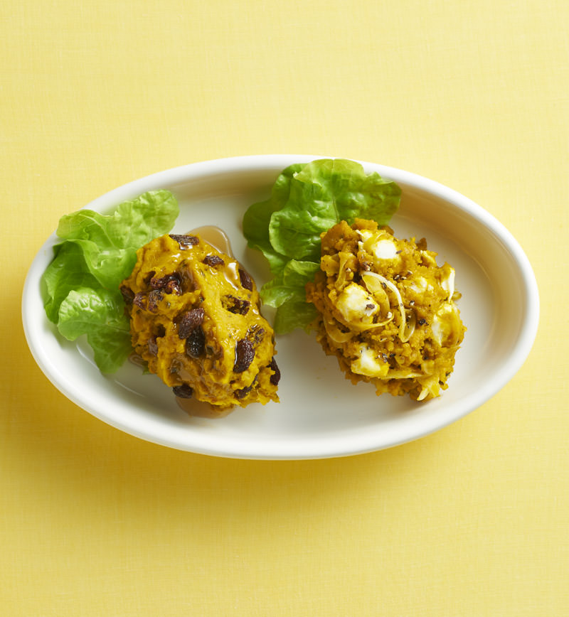 かぼちゃサラダ(レーズン・チーズ) レシピ画像