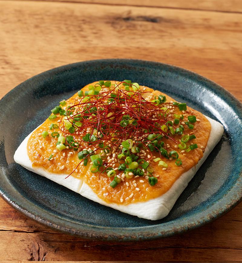トースターで焼くだけ♪味噌マヨはんぺん レシピ画像