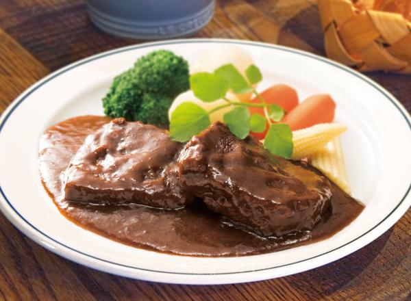 タスマニアビーフすね肉の本格ビーフシチュー レシピ画像