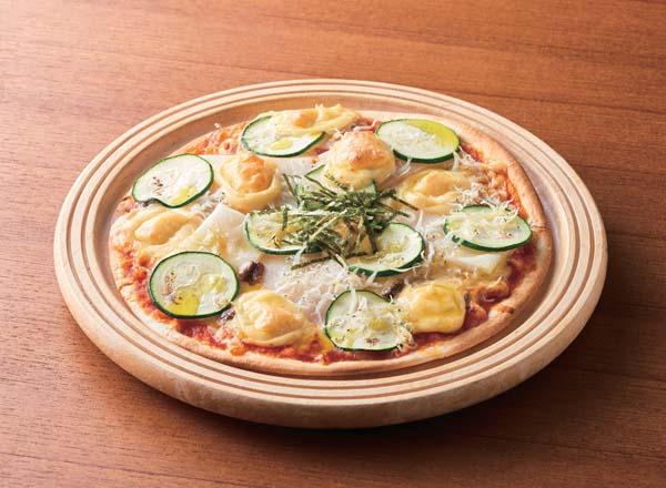 もっちりしらすピザ メイン画像