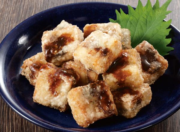 さばの竜田揚げ レシピ画像