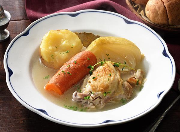 炊飯器で作るオーガニック野菜のポトフ メイン画像