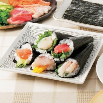 海鮮手巻き寿司 レシピ画像