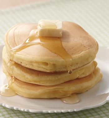豆乳パンケーキ レシピ画像