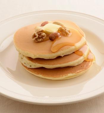 ローストナッツパンケーキ レシピ画像