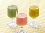 3色スムージー レシピ画像