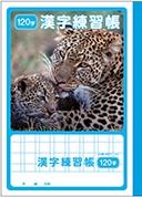 漢字練習帳 120字