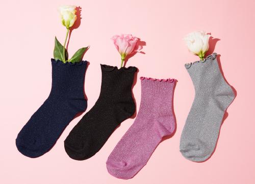 KIRAMEKI Socks