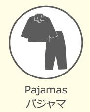 Pajamas パジャマ