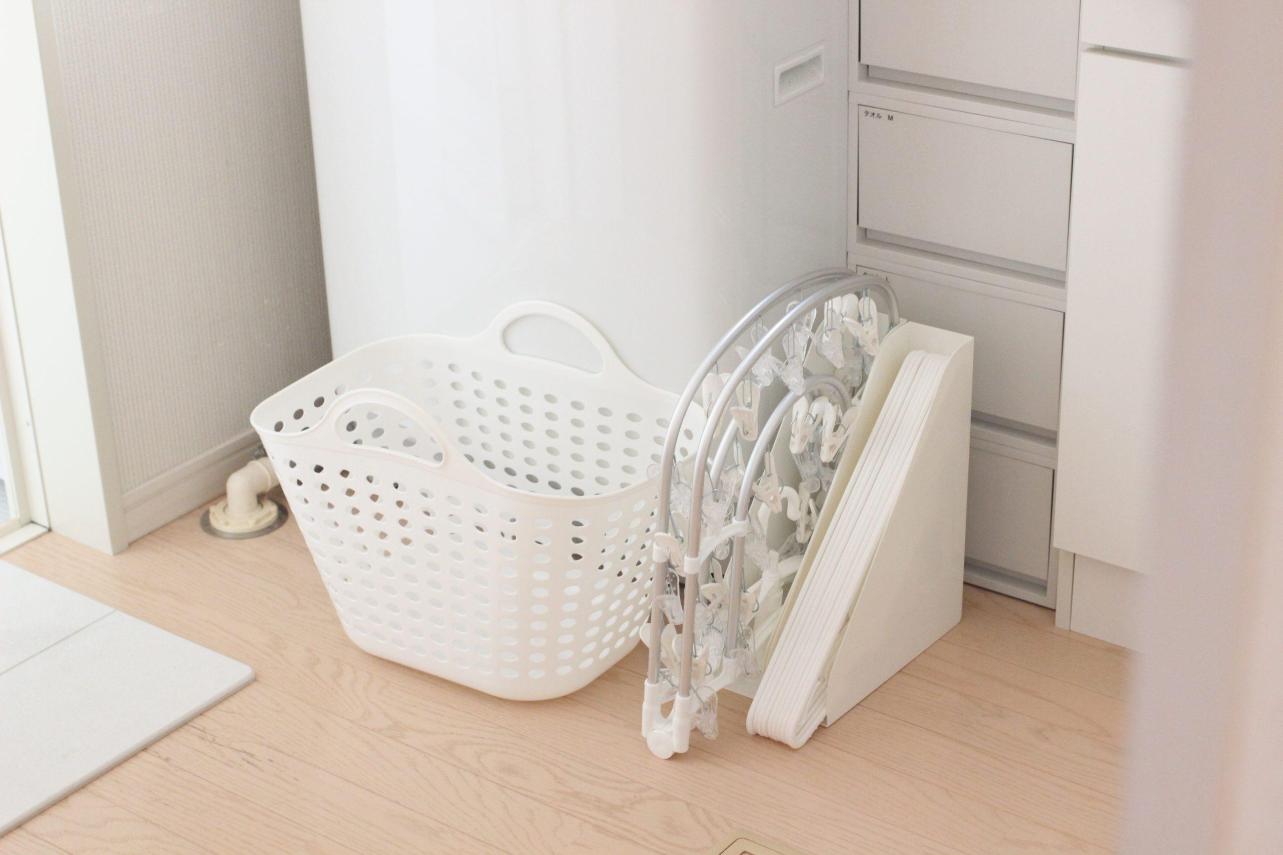 シンプルで機能性もバツグン!イオンの「ホームコーディ」で毎日の洗濯がラクに&楽しくなりますよ♪