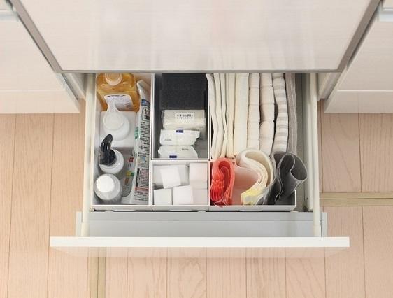 イオンのホームコーディ「積み重ねできる整理ボックス」で叶う!出し入れしやすい快適収納♪