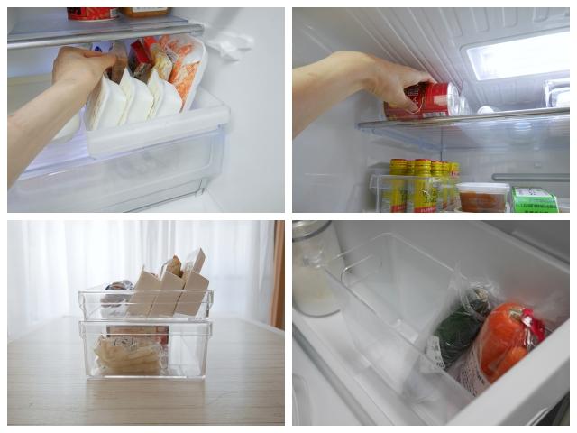冷蔵庫の食材が一目でわかる!イオンの「ホームコーディ」冷蔵庫整理トレーで食材の管理がラクに