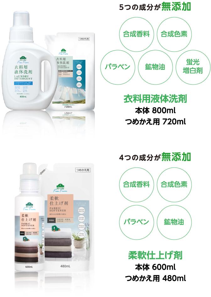 7つの無添加 合成香料・合成色素・パラベン・鉱物油・シリコーン・エタノール・硫酸系界面活性剤 (対象商品)シャンプー コンディショナー 泡ボディソープ 泡洗顔フォーム 洗顔せっけん