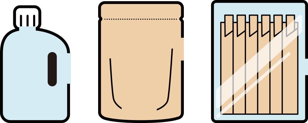 商品パッケージのイメージ