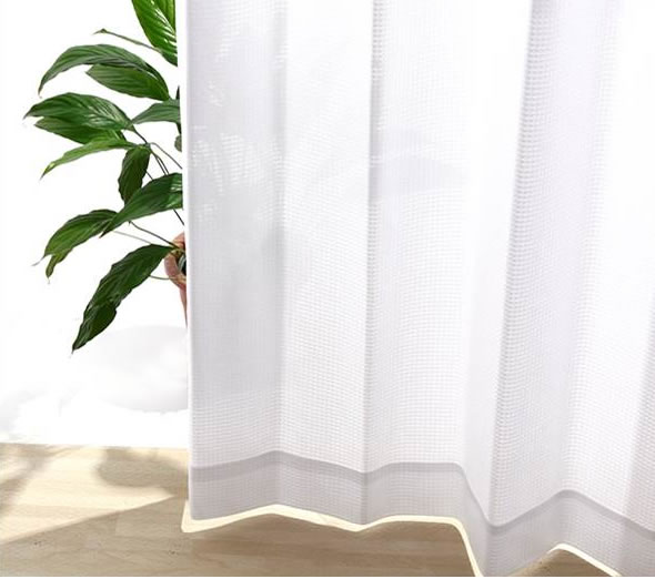 遮熱・UV遮へいレースカーテン