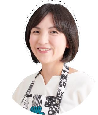 料理研究家 阪下 千恵さん