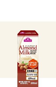 トップバリュ アーモンドミルク 200ml