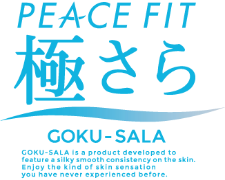 PEACE FIT 極さら
