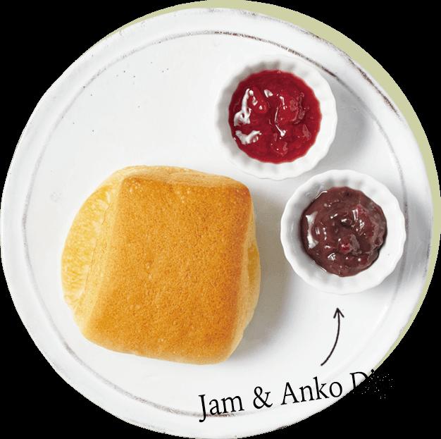 Jam & Anko Dip