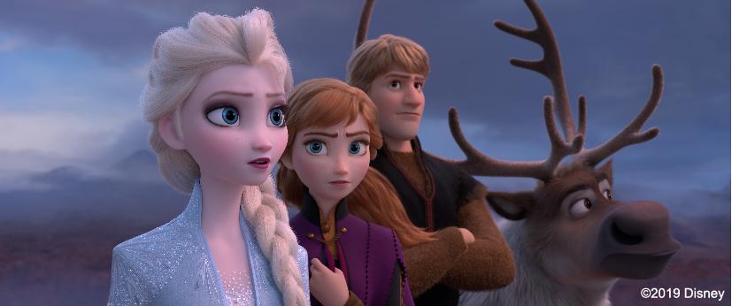 映画「アナと雪の女王2」公式サイト