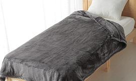 遠赤外線厚手 毛布